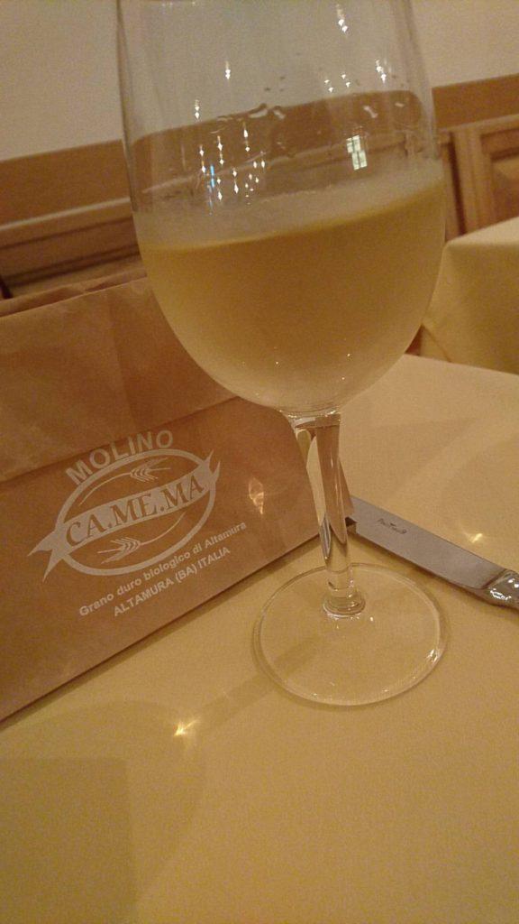 ナプレ名古屋店 白ワイン