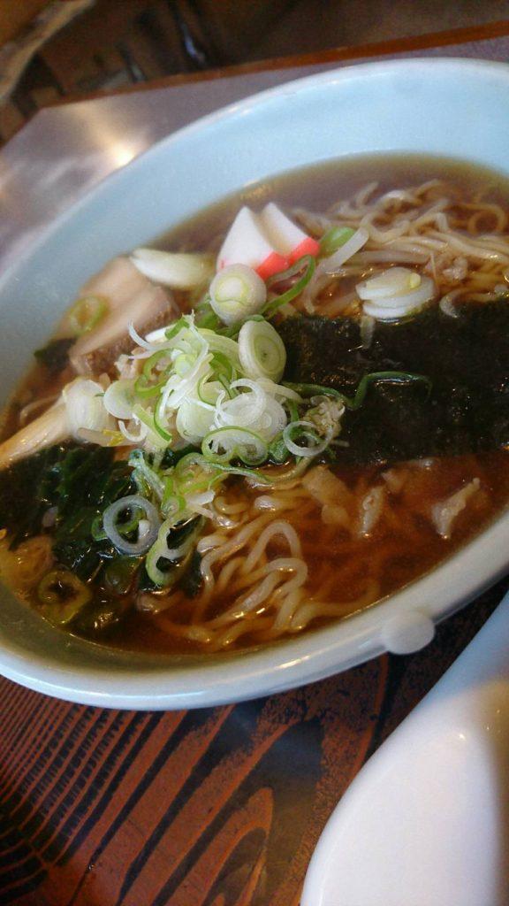 戸田屋 蕎麦(中華麺)