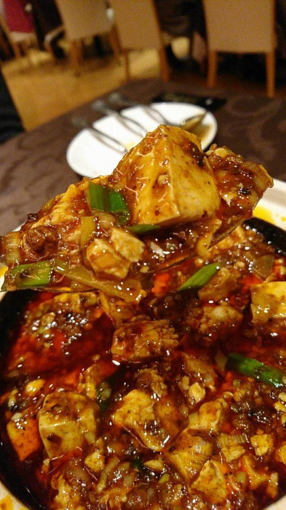 スーツァンレストラン陳名古屋店(陳建一の麻婆豆腐)