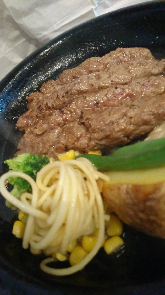 肉食堂 ランチ(国産黒毛和牛ハンバーグ)