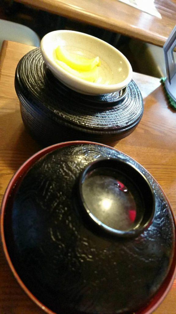 キッチンはせ家(ご飯・お味噌汁)