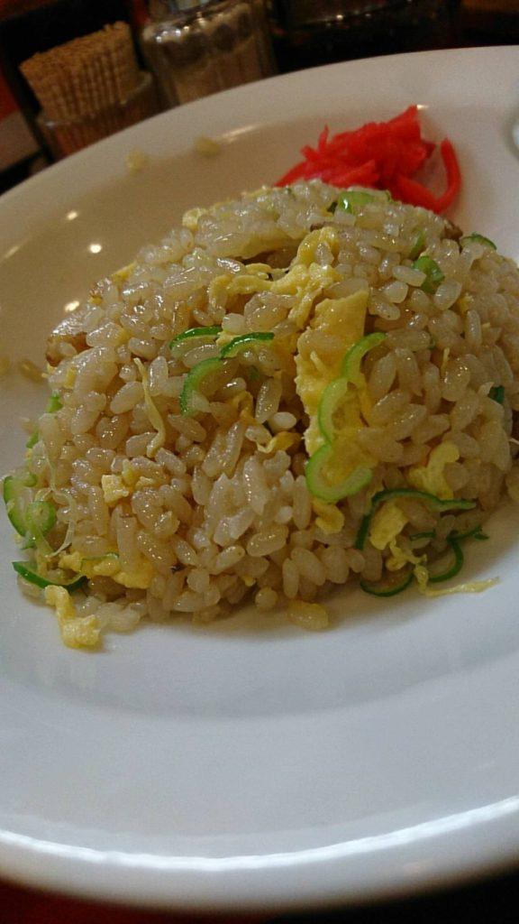 江南 ラーメン(炒飯)