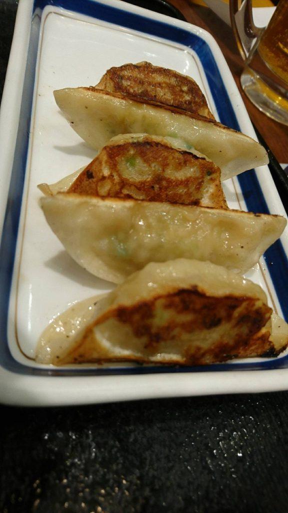 リンガーハット(餃子)