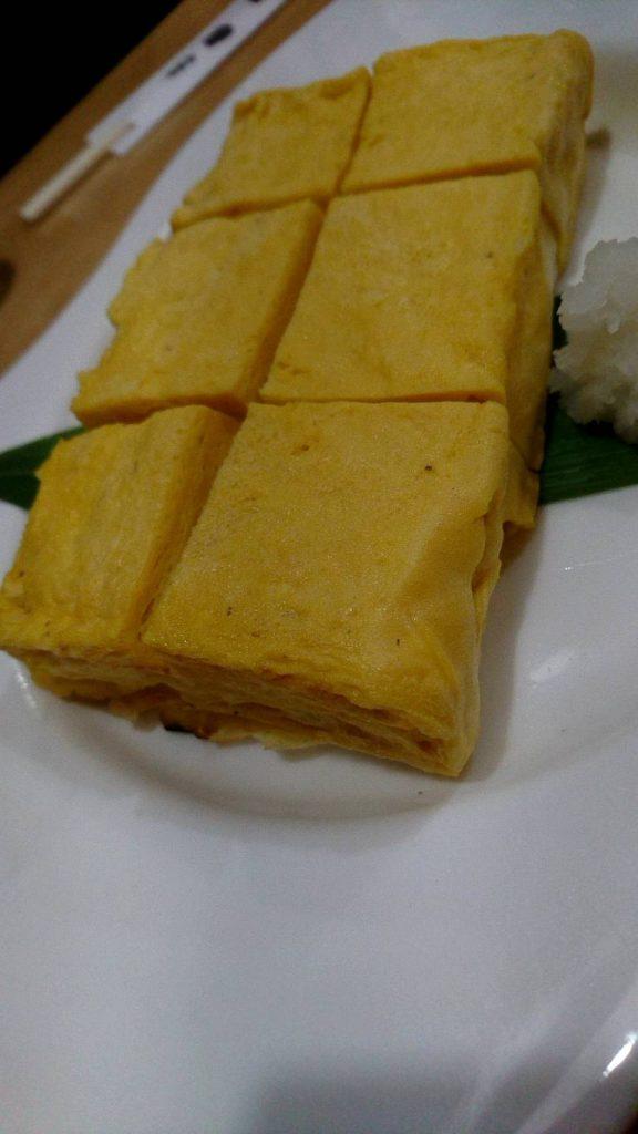 黒帯 蕎麦