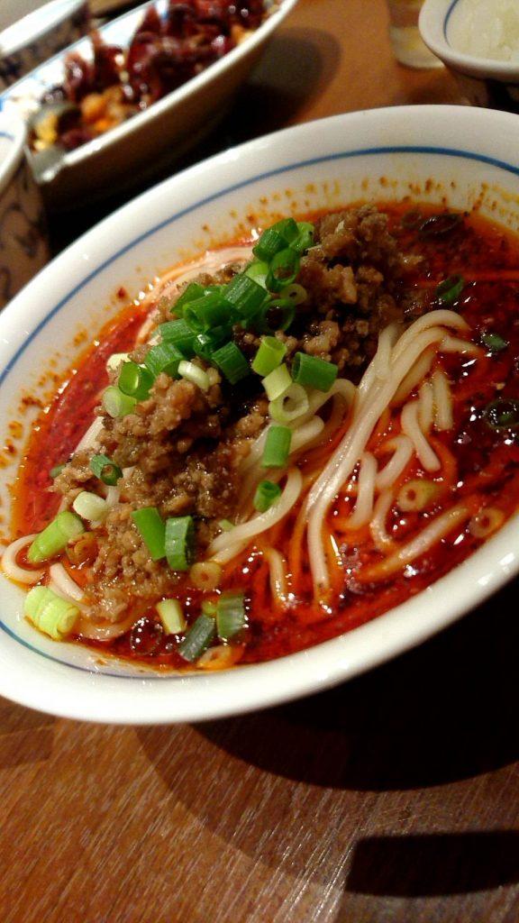 陳麻婆豆腐ラシック(本場四川省の担々麺)