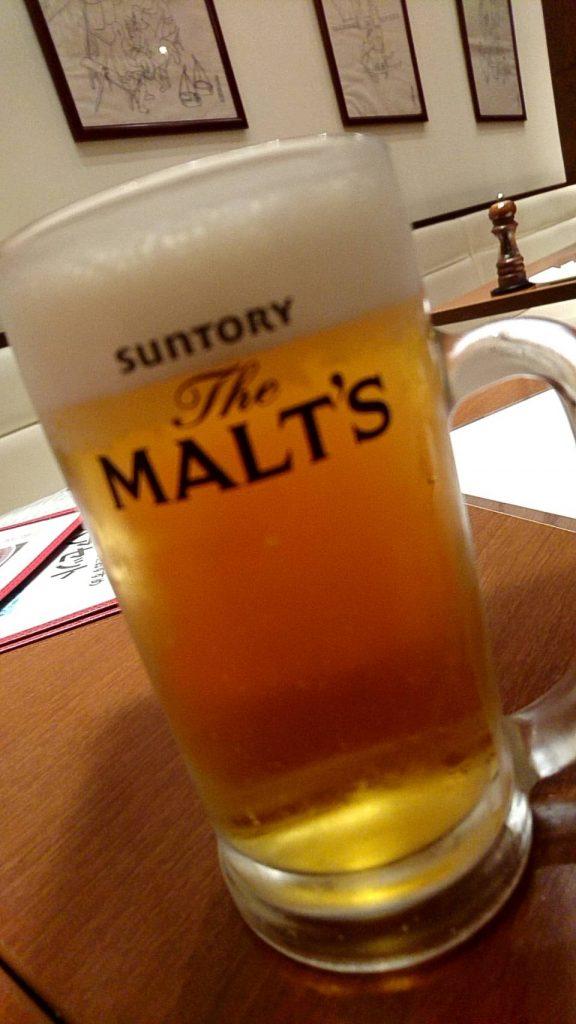 陳麻婆豆腐ラシック(生ビール)