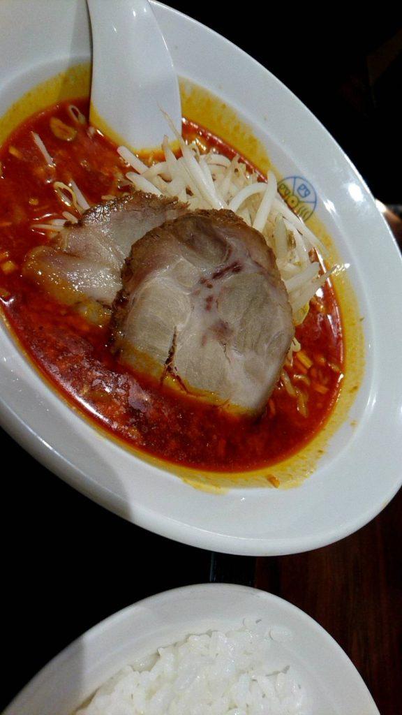 中国料理 四川(担々麺)