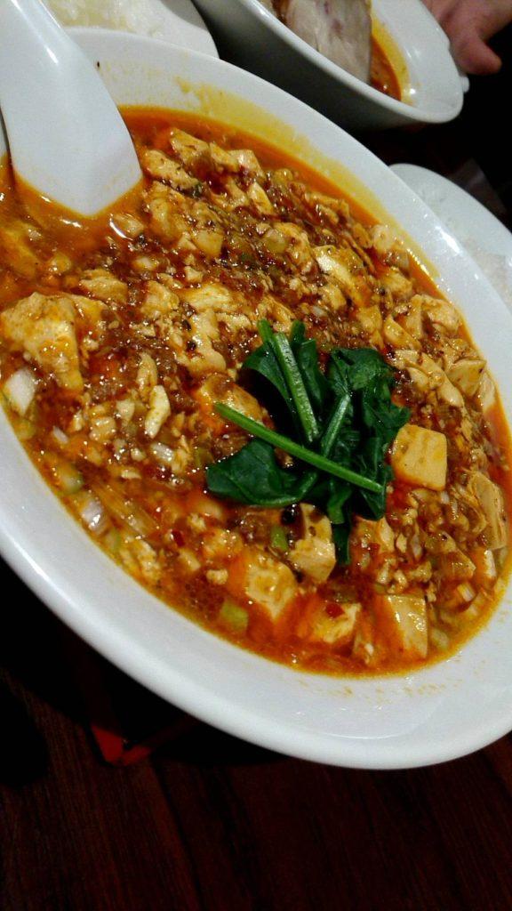 中国料理 四川(麻婆麺)