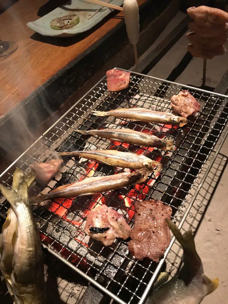 炉端焼き2