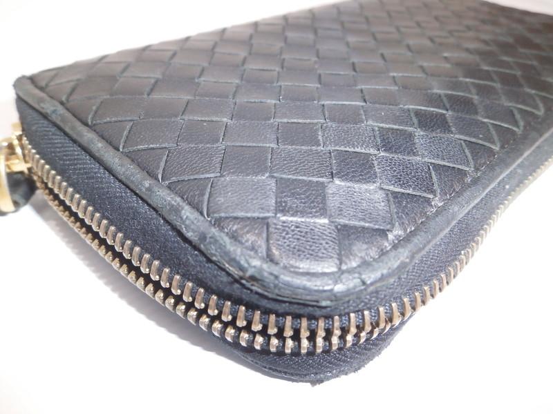 ボロボロ財布
