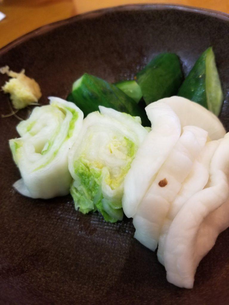 山本屋 味噌煮込み 名古屋名物 海老天婦羅 きつね 漬物