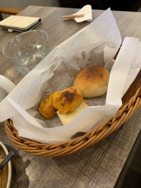 お代わりのできるパン